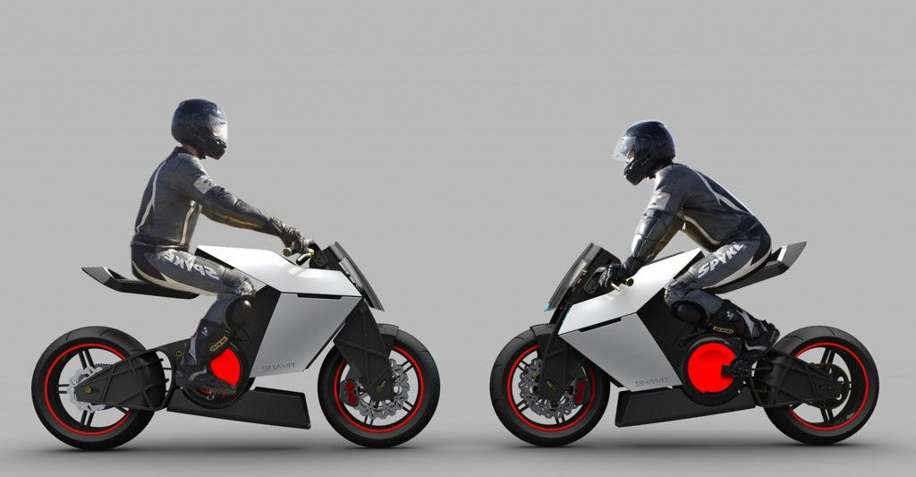 Shavit Electric Adjusable Superbike Core77 2012 Design Awards