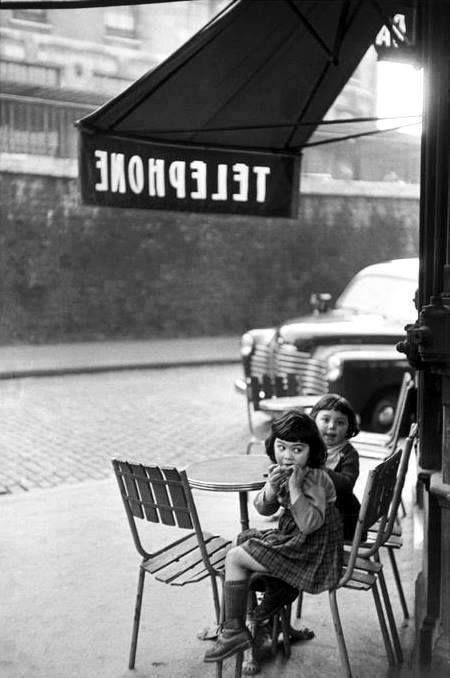 unknown by Henri Cartier-Bresson