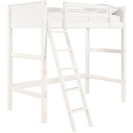 your zone zzz collection loft bed, multiple colors - Walmart.com