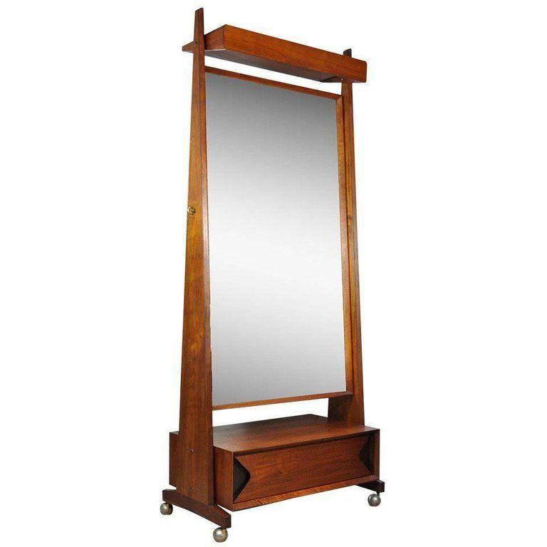 Grosfeld House Floor Mirror Full