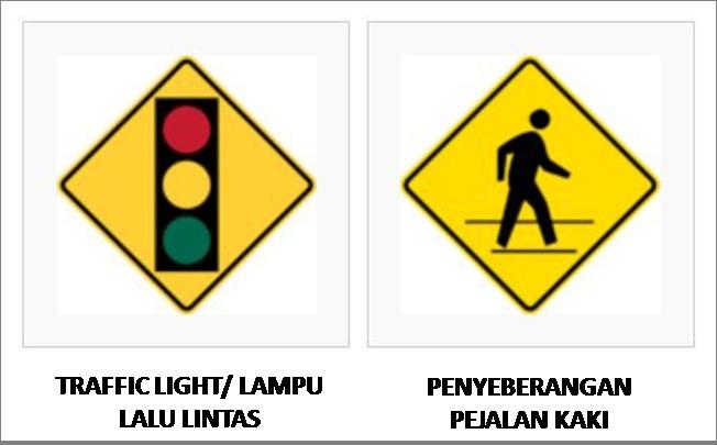 Gambar Rambu Tanda Lalu Lintas Jalan Raya Lengkap Gambar Tanda Rambu Lalu Lintas
