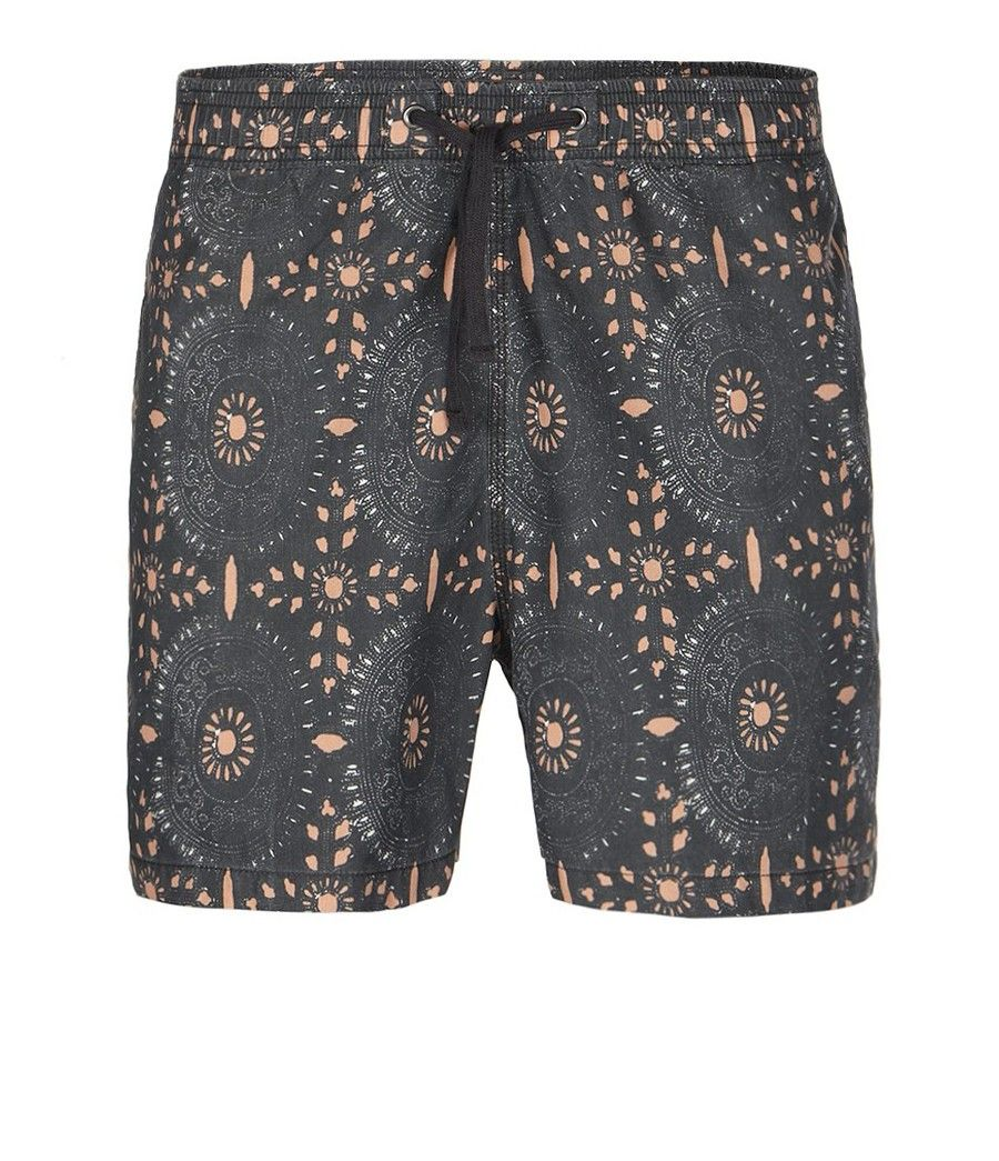 112ee51b49e Medallions Swim Shorts | Mens Swim Shorts | AllSaints | i want it in ...