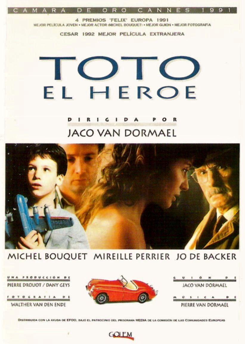 Toto, el héroe | Cine francés | Pinterest | Cinema, Films and Movie