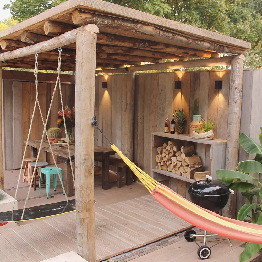Backyard garden – Surftuin in Muiderberg het eindresultaat!