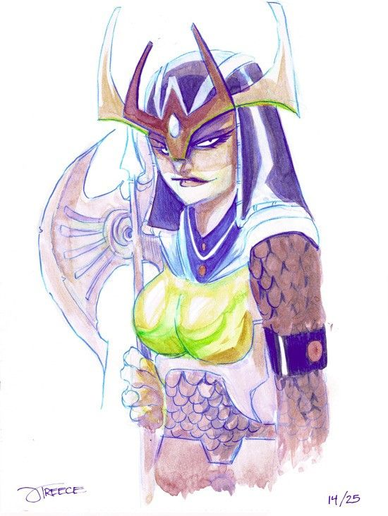 Big Barda by Jeremy Treece