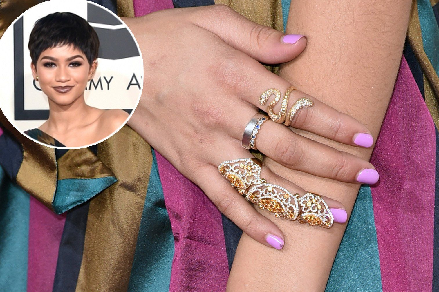Celebrity Nail Polish Colors | beauty | Pinterest | Celebrity nails ...