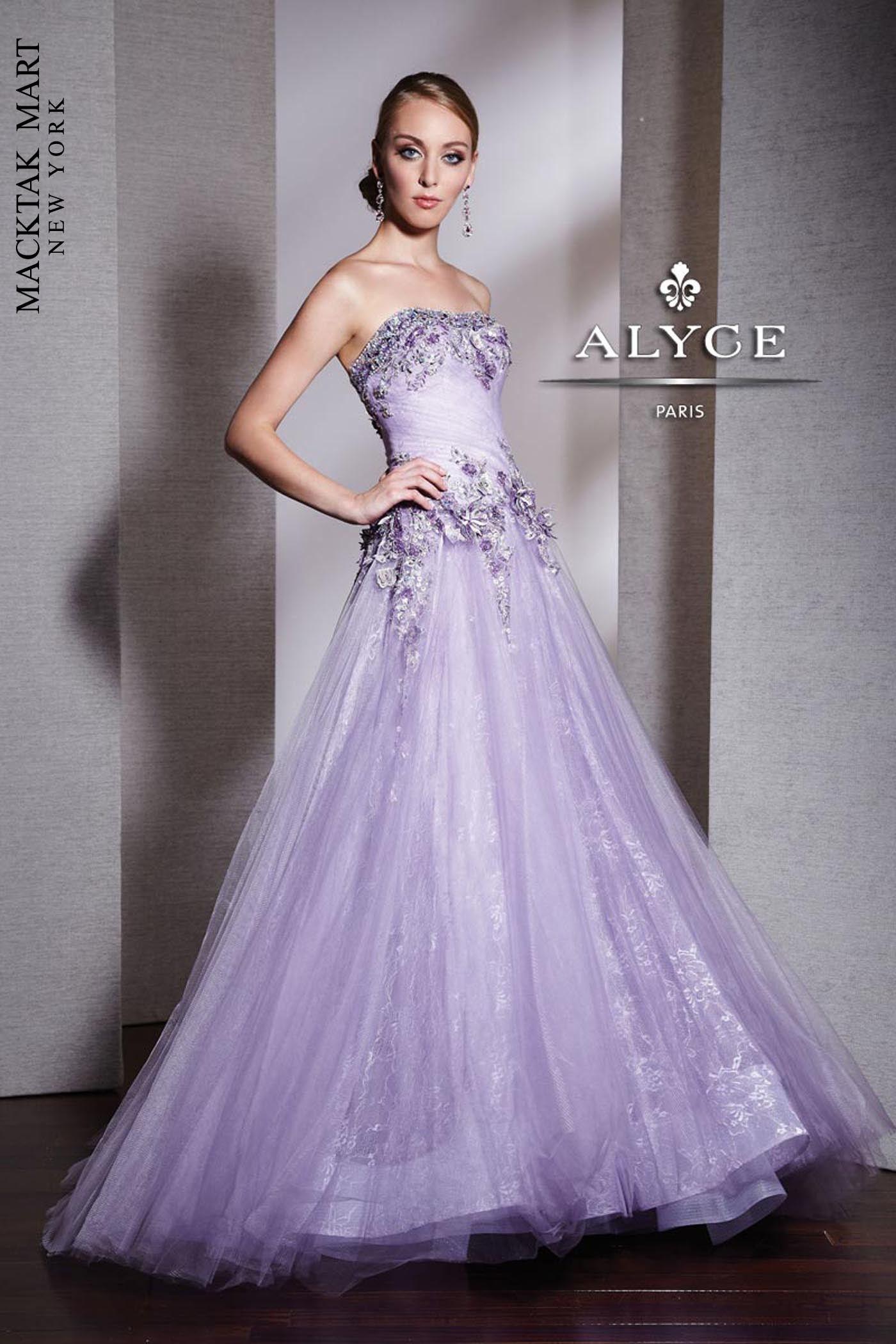 Alyce Black Label 5513 Dress $798.00 | Noches Estelares ...
