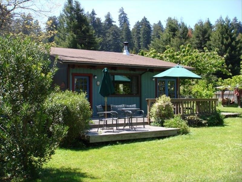 vacation house in the redwoods homeaway california travel