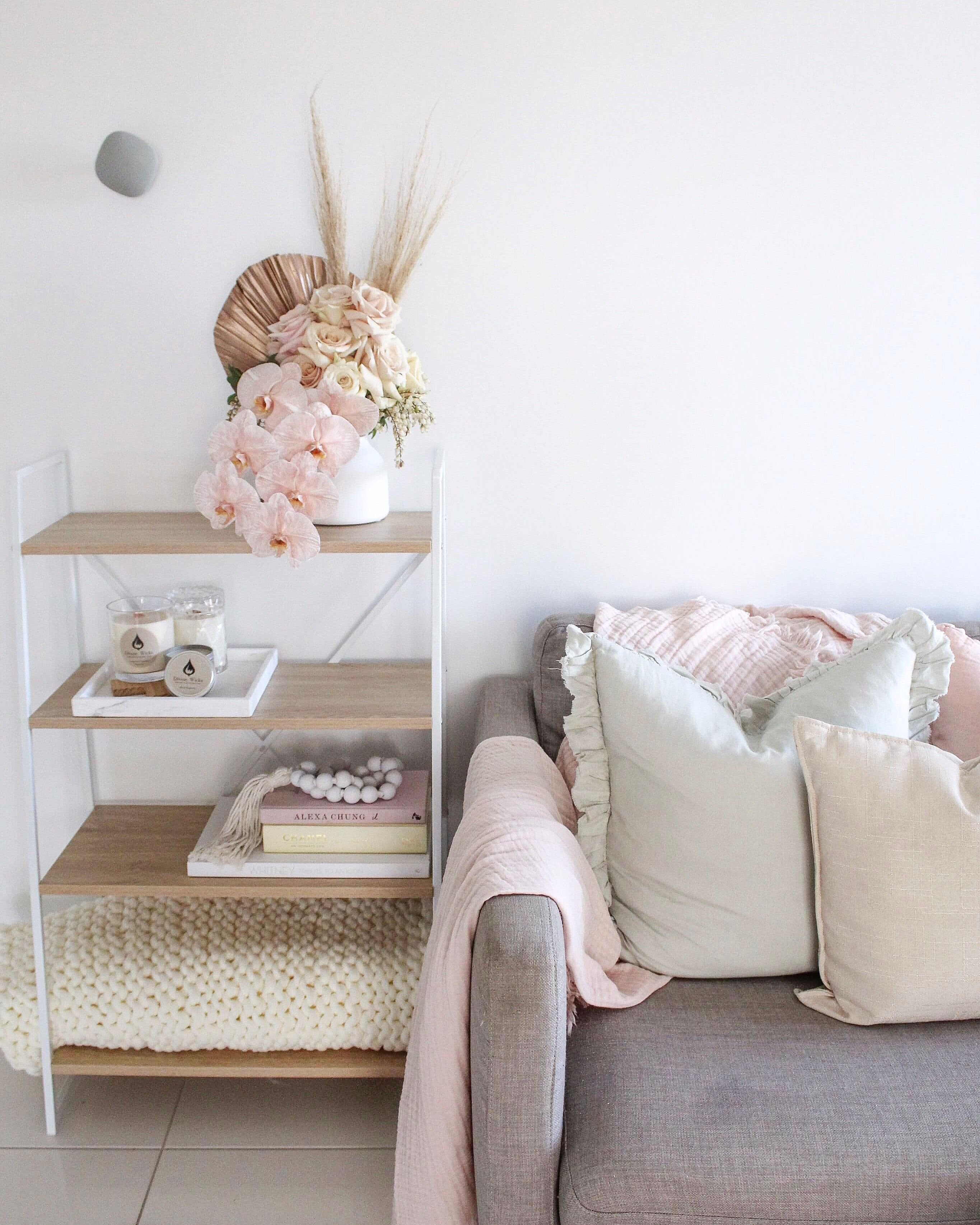 Homedecor Kmart Cushions Candles Livingroom Freedom Flowers