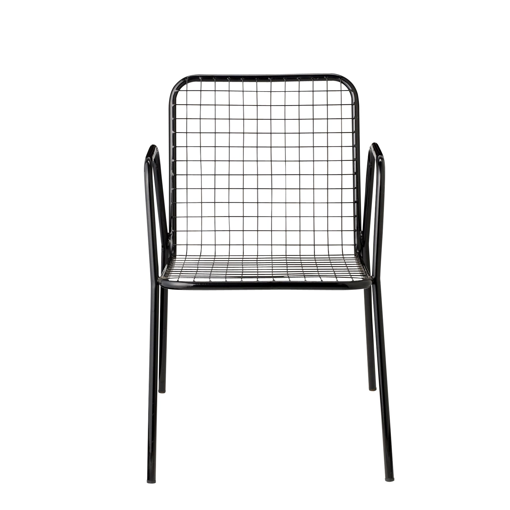metal chair from Bloomingville shop