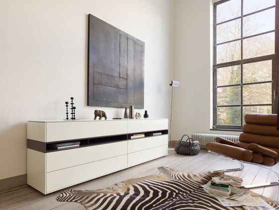 Credenze | Mobili contenitori | cube change und cube play. Check it out on Architonic