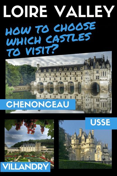 Loire valley itinerary suggestions and a castles map to plan your the french royalty chose the loire valley less than two hours from paris youll find in this jewel of france some of the best castles and vineyards gumiabroncs Gallery