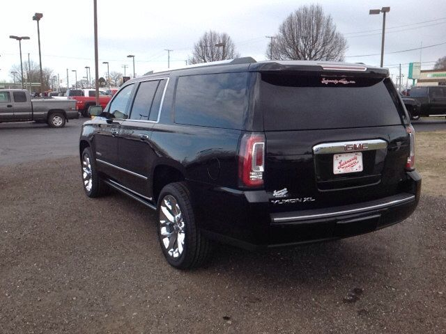 New 2017 Gmc Yukon Xl Denali Suv Elkhart It Delivers Style And