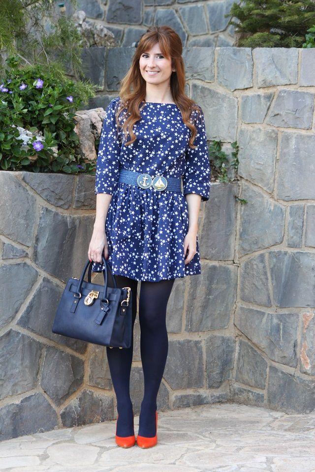 Looks con estampado estrellas. A trendy life. #stars #starspattern #clothes #outfits #fashionblogger #atrendylife www.atrendylifestyle.com