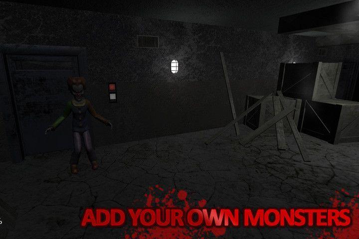 Abandoned Building Horror Game Mega Pack Sponsored ,