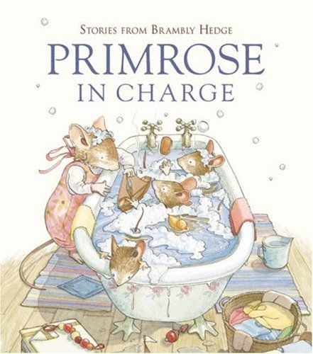 Primrose in Charge (Stories from Brambly Hedge):Amazon.co.uk:Books
