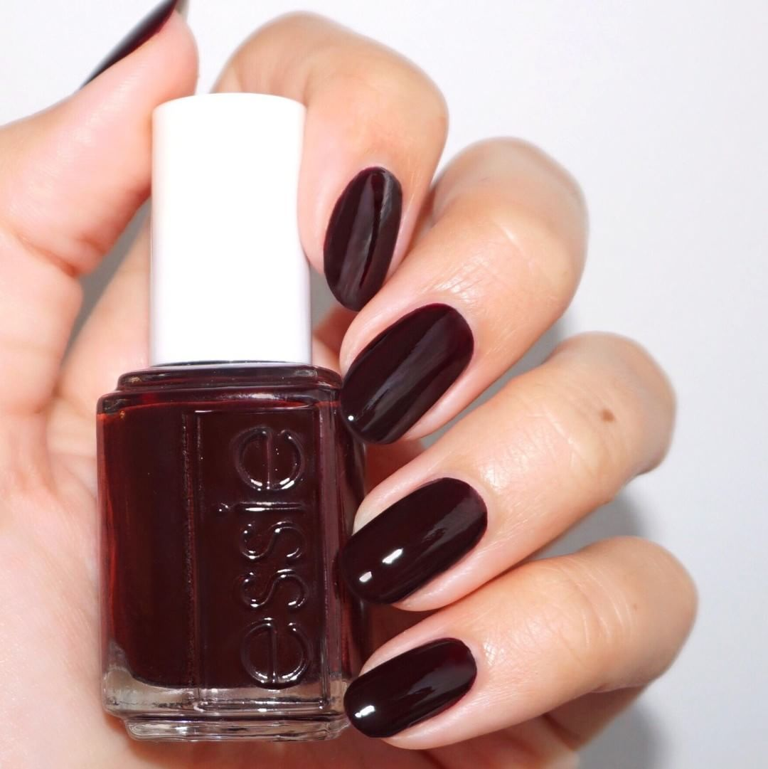 Essie 'wicked'. This Cult Classic, Deep Blood Red Nail