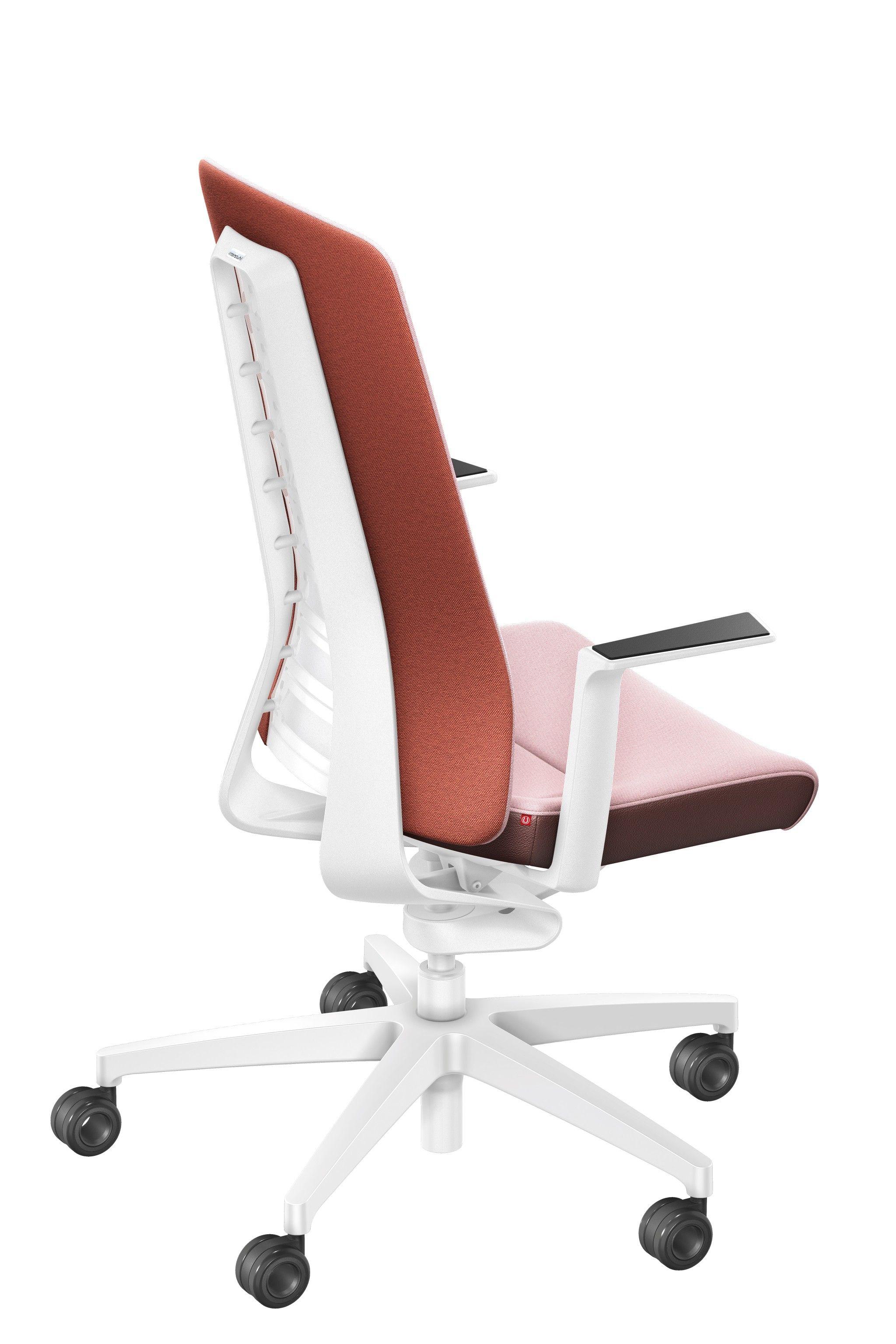 Schreibtischstuhl Rose Brown Pure Fashion Edition Burostuhl Von Interstuhl Burostuhl Schreibtischstuhl Ergonomisches Sitzen