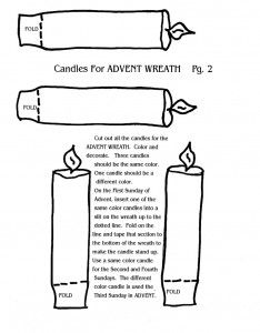Advent Wreath Candles Advent Wreath Advent Coloring Advent