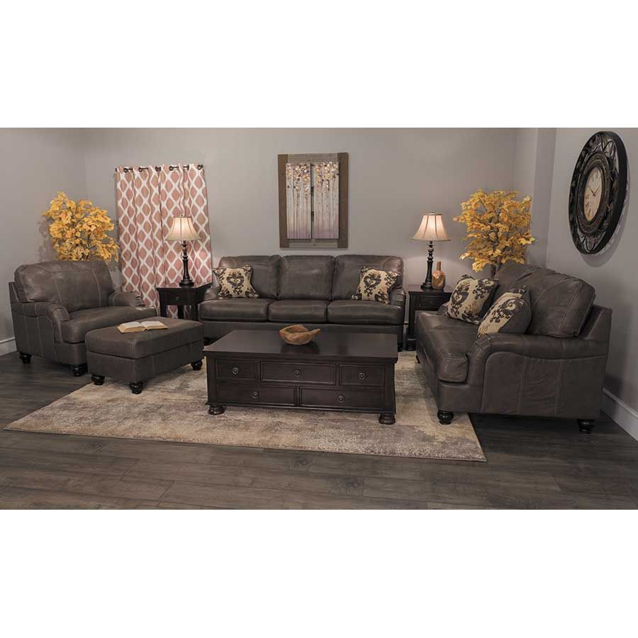 Ashley Furniture Online Shopping: Ashley Kannerdy - Quarry Gray