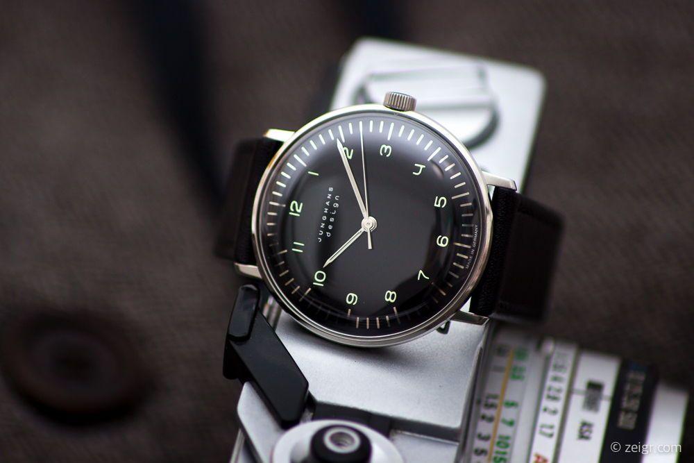Junghans Max Bill Retro Uhren Junghans Uhren Uhren
