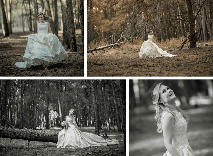 Vestido de noiva - Wedding Dress - Casamento no campo - floresta - noiva - bride - casamento - wedding - inesquecível casamento - saia volumosa - campo - fazenda