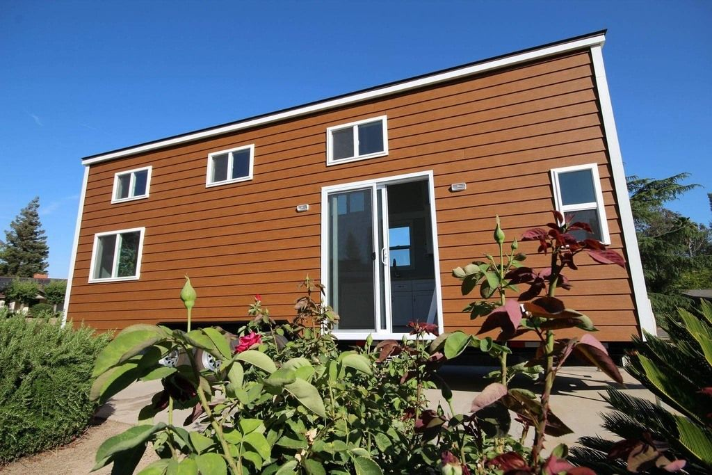 Titan Tiny House on wheels! Tiny House for Sale in