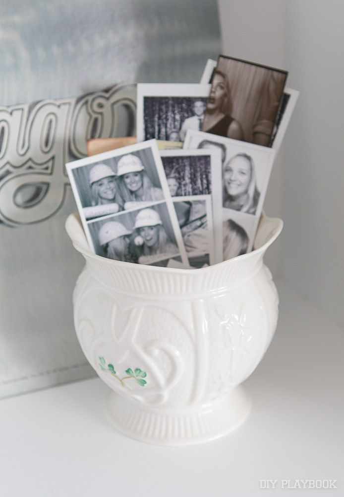 How To Decorate Your Home With Personality: How To Decorate With Photo Booth Strips! Love These Ideas To Display Those Precious Memories
