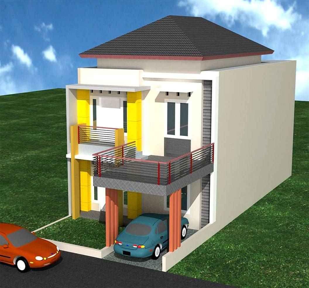 Gambar Rumah Minimalis 2 Lantai Terbaru Desain Rumah 2 Lantai Rumah Minimalis Desain Rumah Minimalis