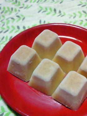 KINAKO(Soybean flour), Milk Mini Ice Cream