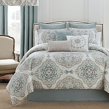 Free Shipping Available Buy Eva Longoria Home Briella 4 Pc Comforter Set Accessories At Jcpenney Com Today And Enjoy Comforter Sets Bedding Sets Home Decor