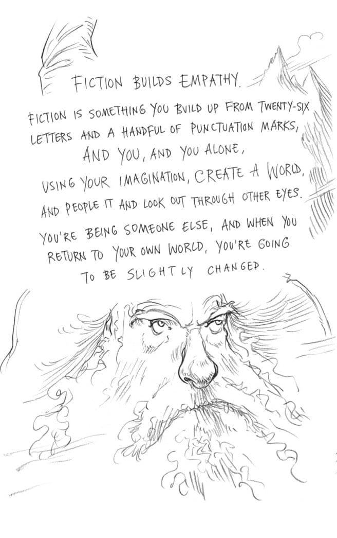 Neil Gaiman and Chris Riddell on why we need libraries