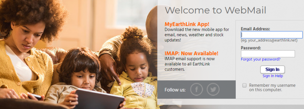 if you want to Sign in Earthlink email account so don't