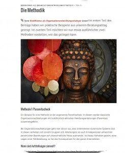Buddhistische Organisationsentwicklung