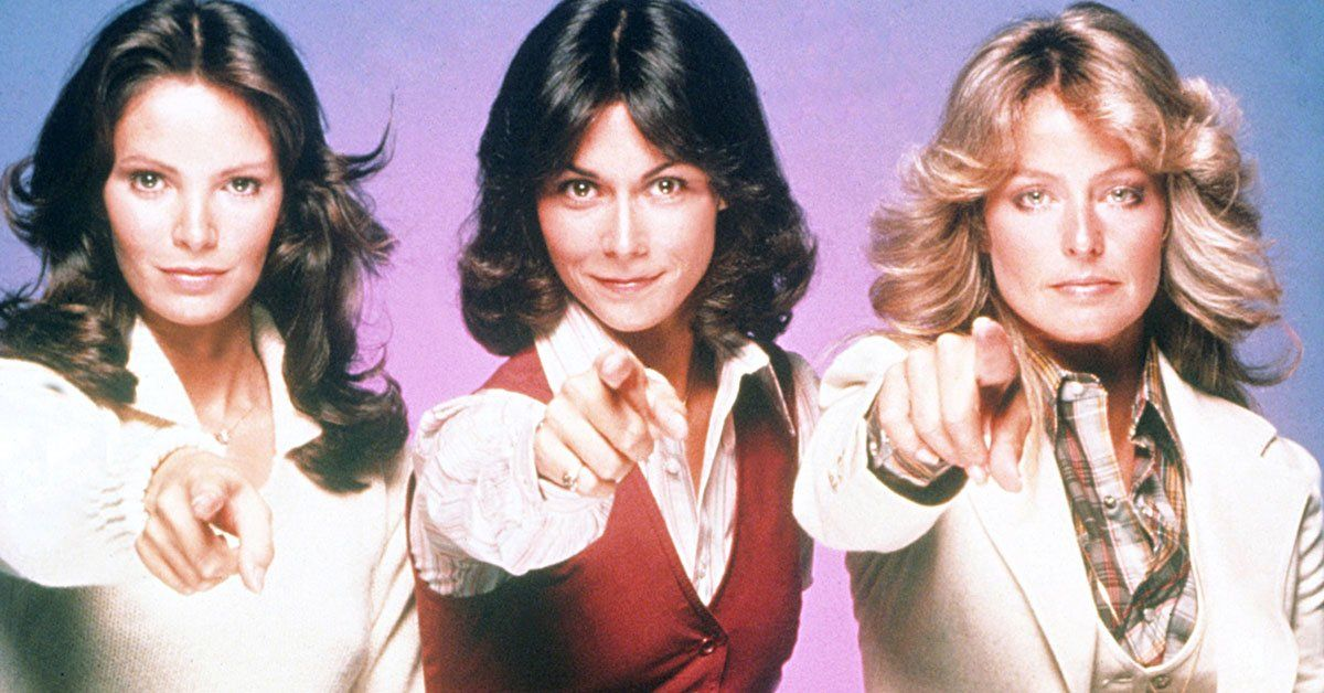 Charlie S Angels The Jeffersons And More Join The Metv Schedule This May Charlie S Angels Farrah Fawcett Charlies Angels