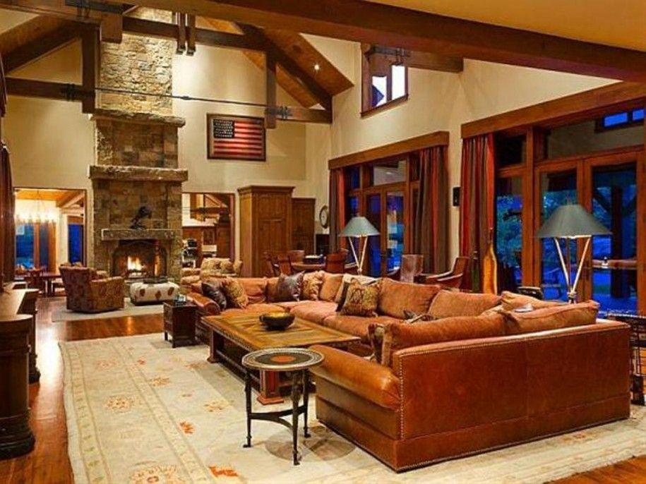 fresh-decoration-ranch-home-living-room-design-of-ranch ...