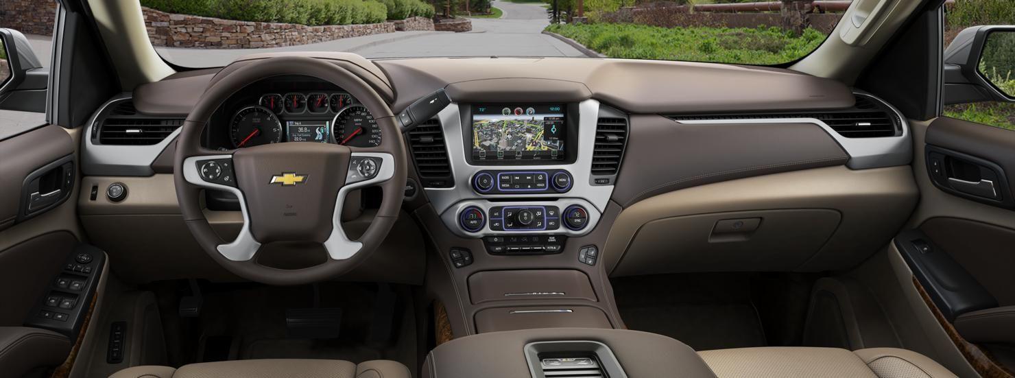 2016 Chevy Suburban Interior Chevy Tahoe Interior Suv For Sale