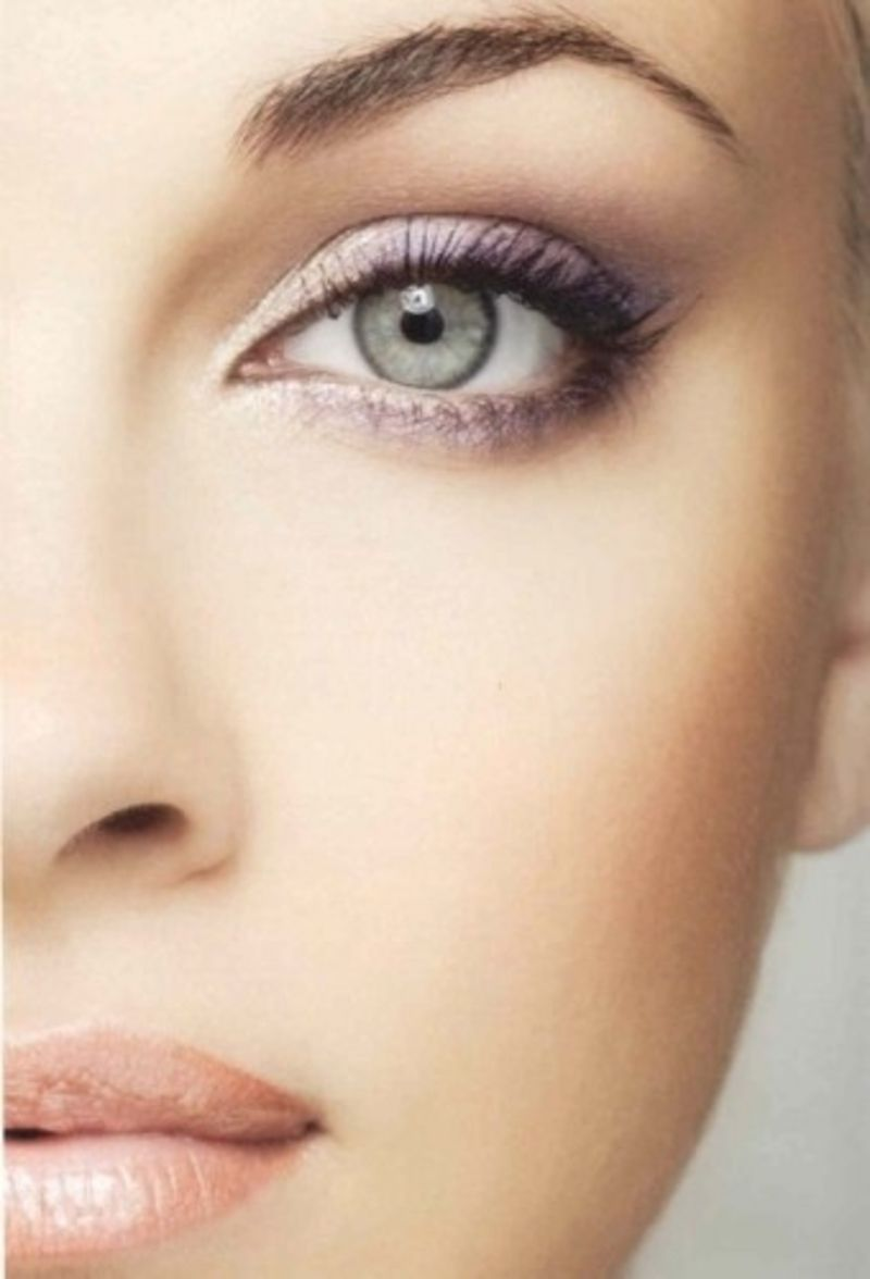 11 #awesome #makeup tips for green eyes      dramatic face makeup