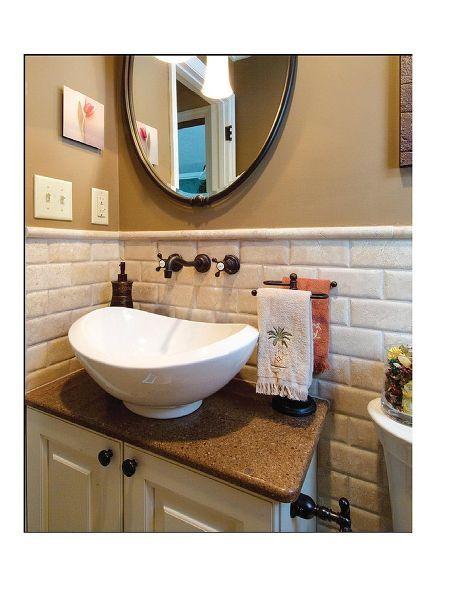 post, bathroom ideas, home decor by dreamaker Bath & Kitchen, Winston Salem, NC via Hometalk