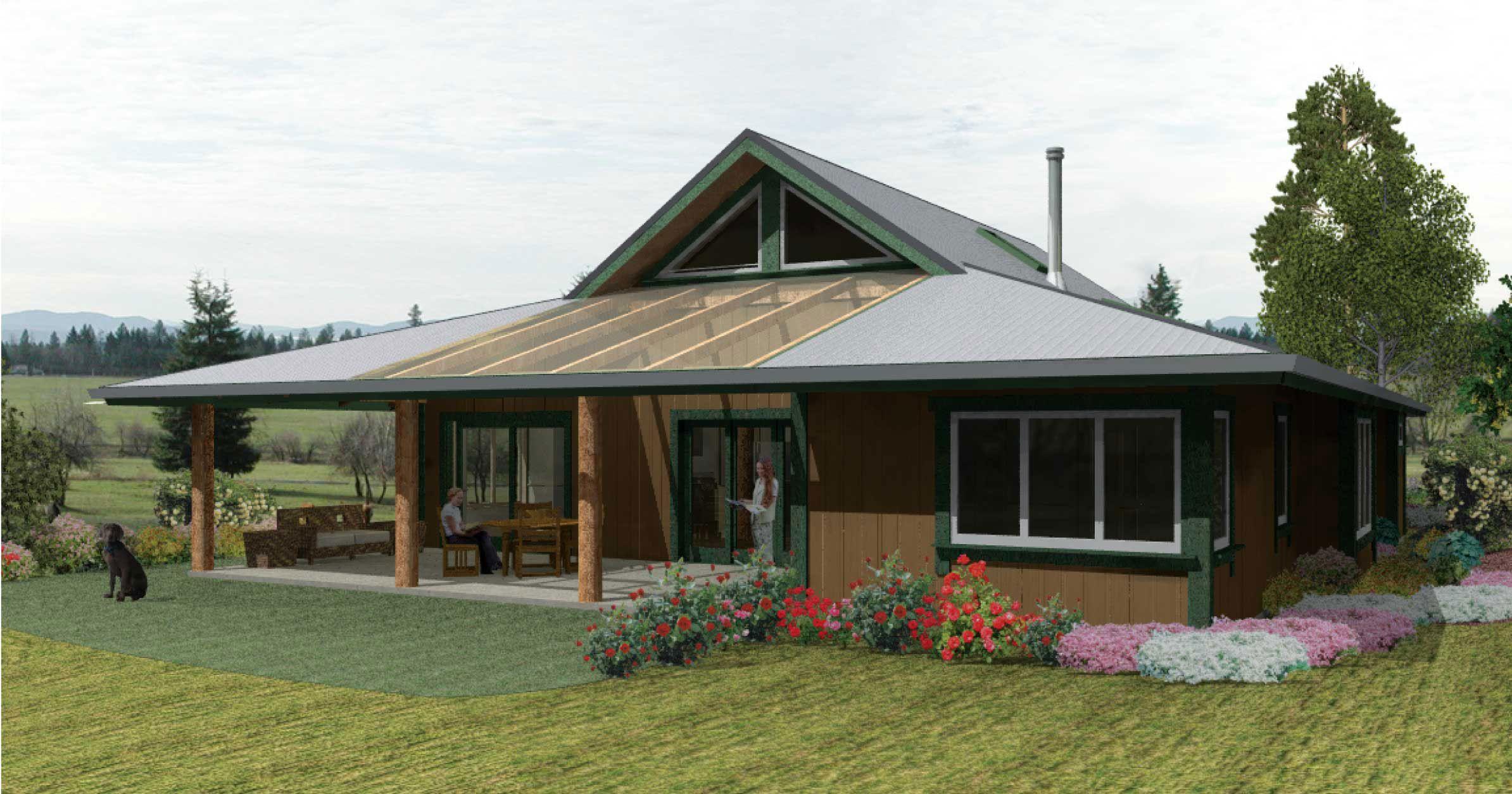 Pive Solar Design Basics - Green Homes | Home ideas | Country ... on modern farmhouse exterior house designs, farm house floor plans and designs, farmhouse home designs, best modern farm house designs,