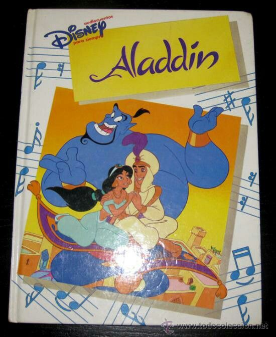 Audio Libros Disney