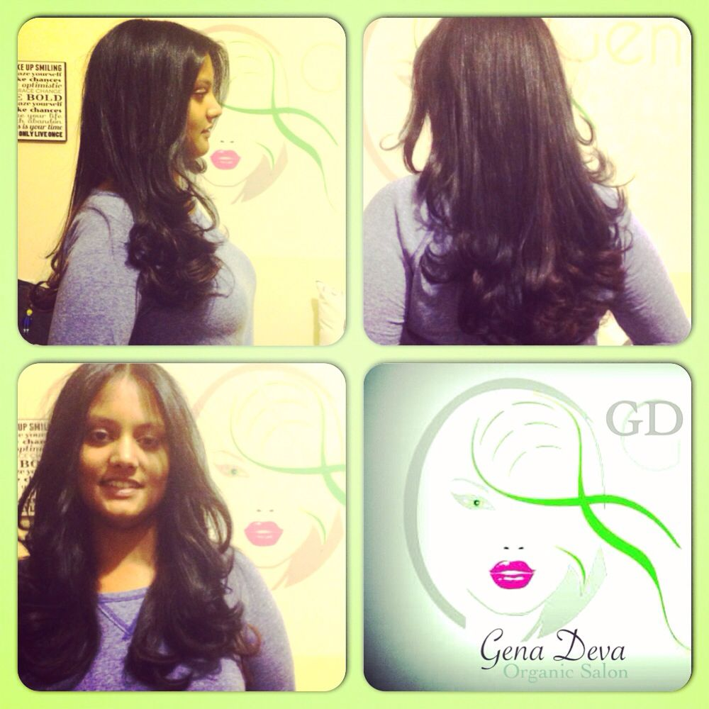 Ombre Balayage Lighttips Colted By Gd Extensions Kim Lloyd
