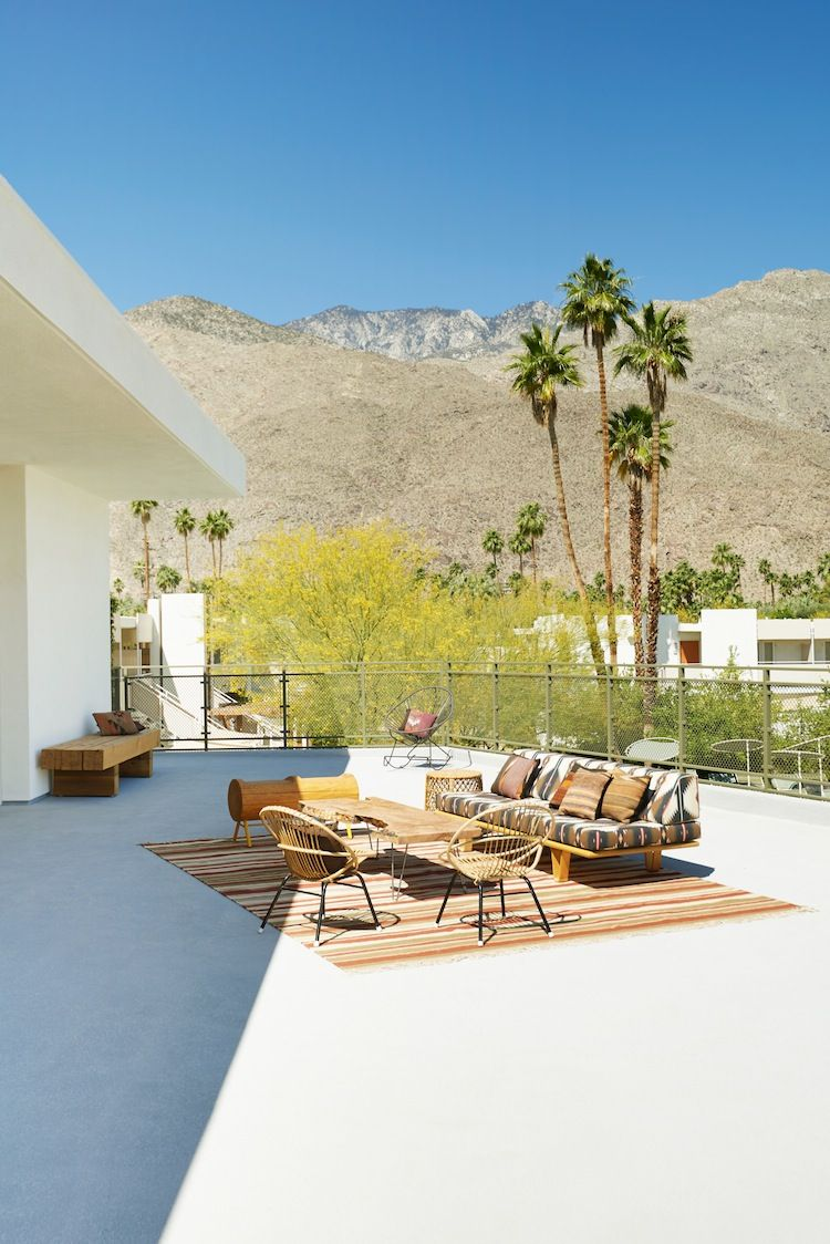 Palm Springs The Ace Hotel way to reviving Desert