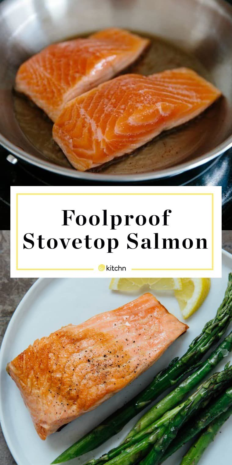 How To Cook Perfect Salmon Fillets Recipe Cooking Salmon Fillet Salmon On The Stove Cooking Salmon
