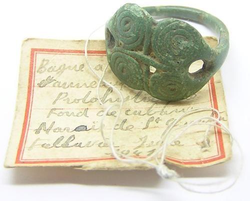 Celtic dating ring