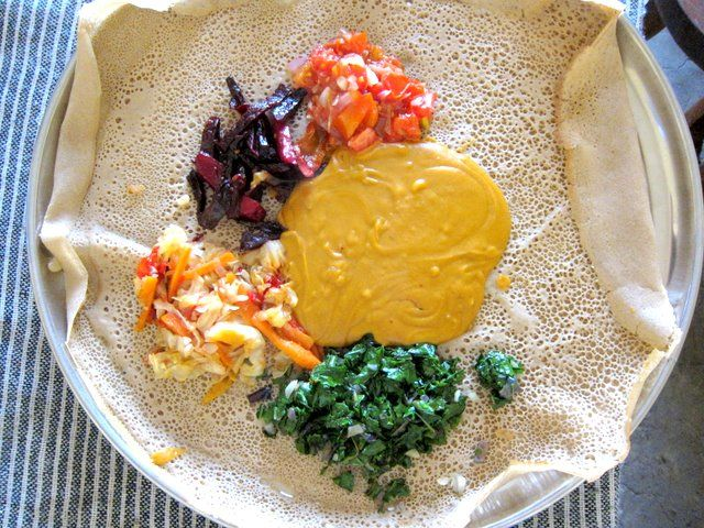 Vegetarian Guide to Ethiopian Food – More than just Shiro