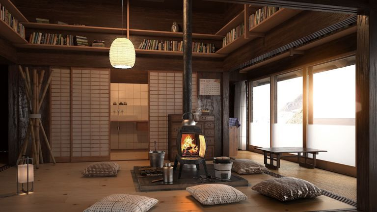 Traditional Japanese Living Room 151 Japanese Living Rooms
