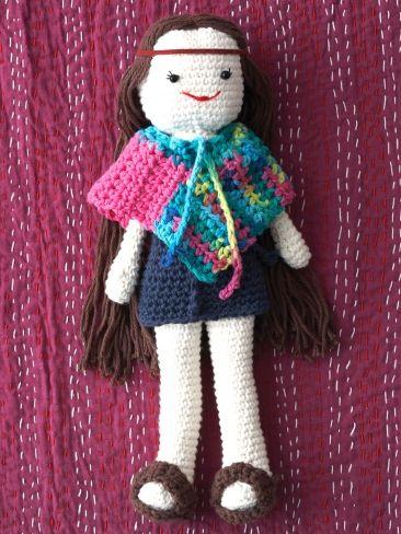 Peace & Love Lily Wardrobe | Yarn | Free Knitting Patterns | Crochet Patterns | Yarnspirations