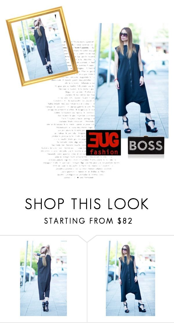 """""""Jumpsuit by EUGfashion"""" by eug-fashion ❤ liked on Polyvore featuring Milly and EUGfashion"""