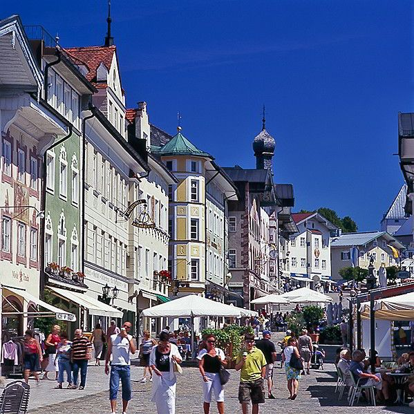 Bad Tolz Germany Where I Lived As An Exchange Student In High